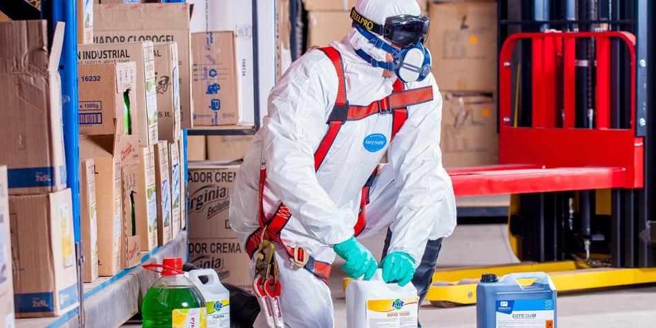 Empresas de control de plagas en almacenes