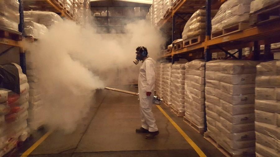 Empresas de control de plagas en bodegas