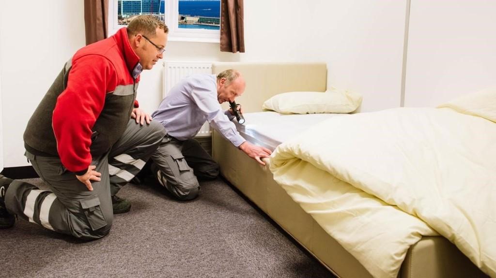 Empresas de control de plagas en casas y pisos
