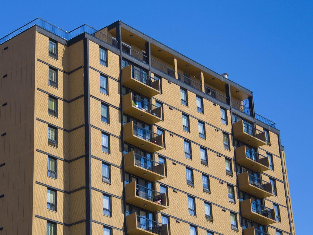 Control de plagas en edificios