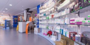 Control de plagas en farmacias